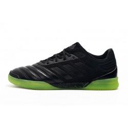 Chaussures de foot Adidas Copa 20.1 IN Noir Vert