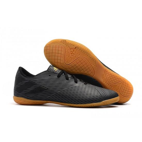 Chaussures de foot Adidas Nemeziz 19.4 IN Noir
