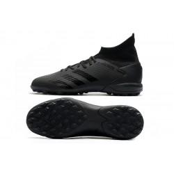Chaussures de foot Adidas Predator 20.3 TF Tout Noir