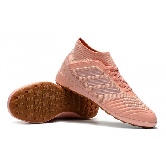 Chaussures de foot Adidas Predator Tango 18.3 IC MD Rose