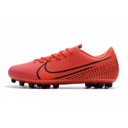 Chaussures de foot Crampons Nike Dream Speed Mercurial Vapor 13 Academy AG Rouge