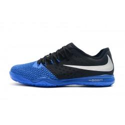 Chaussures de foot Nike Hypervenom PhantomX III PRO IC Noir Bleu