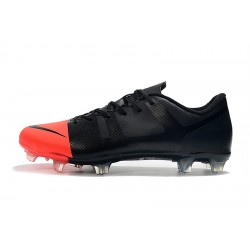 Chaussures de foot Crampons Nike Mercurial Superfly 360 GS FG Noir Rose
