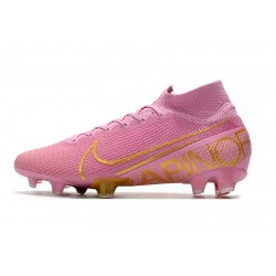 Chaussures de football Nike Mercurial Superfly 7 Elite SE FG - Rose Gold